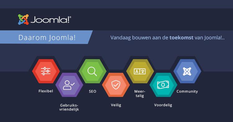 Voordelen van Joomla