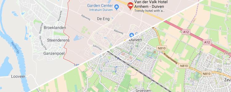 Nieuw prijsmodel voor Google Maps API's