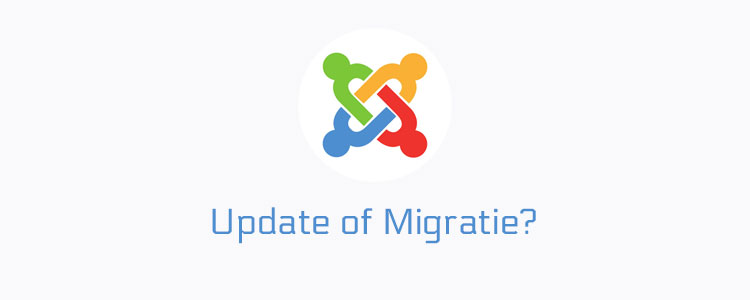 Updates,  migraties,  versies en releases